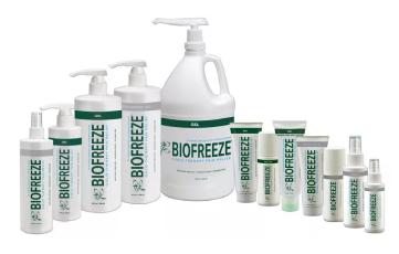 Biofreeze Professional Research